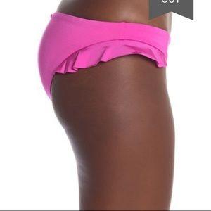 Trina Turk Swim - Trina Turk Key Solids Hipster Bikini Bottoms